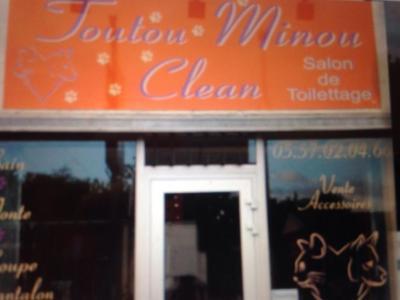 Toutou Minou Clean - Toilettage de chiens et de chats - Pessac