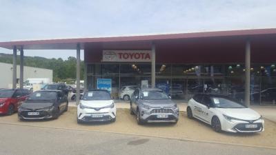 Toyota Givors - Concessionnaire automobile - Givors