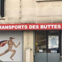 Transport des Buttes (SOC) - PARIS