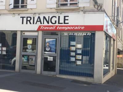 Triangle Interim - Agence d'intérim - Saint-Dizier