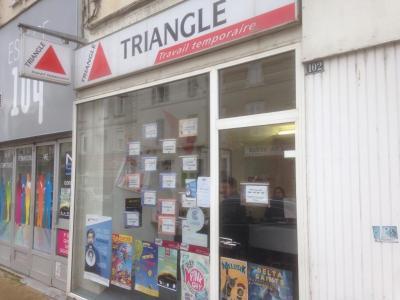 Triangle Interim - Agence d'intérim - Niort