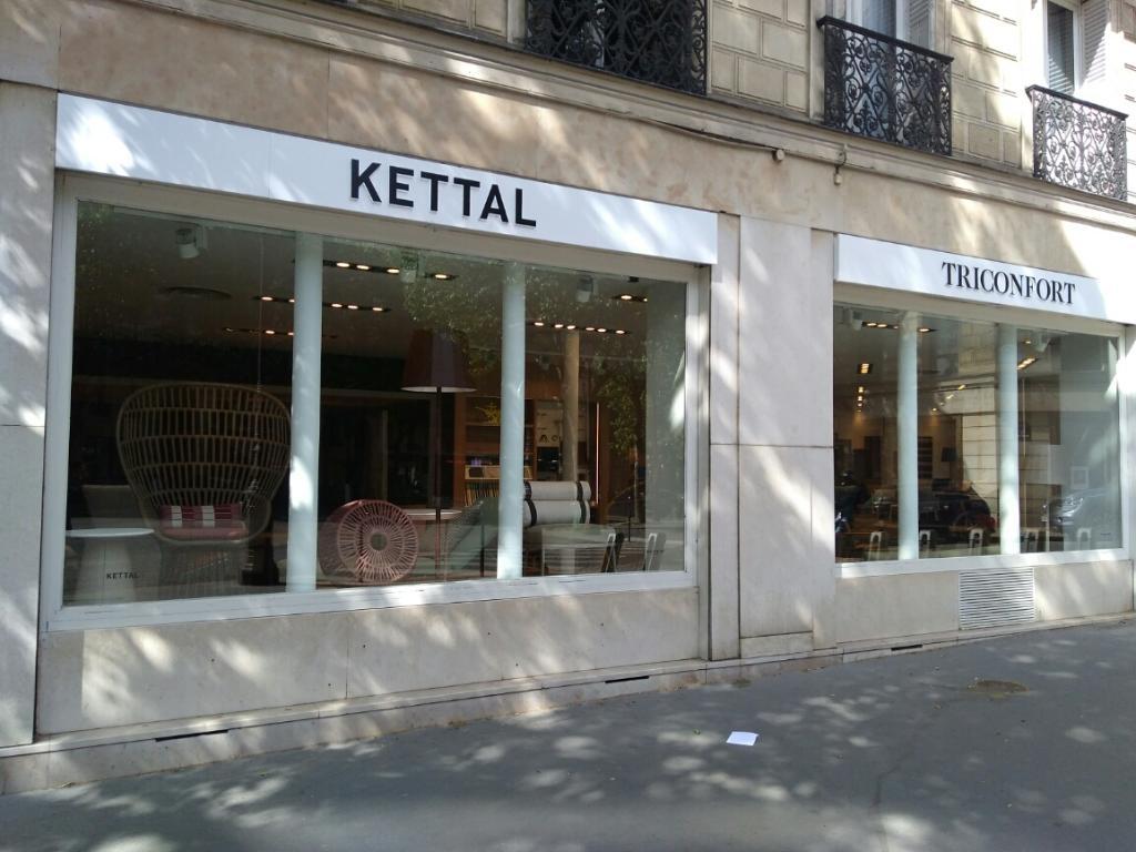 KETTAL Paris - Mobilier de jardin (adresse)