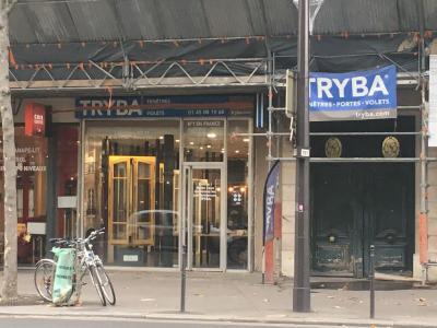 Tryba Afp 75 - Entreprise de menuiserie - Paris