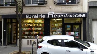 Librairie Resistances - Librairie - Paris