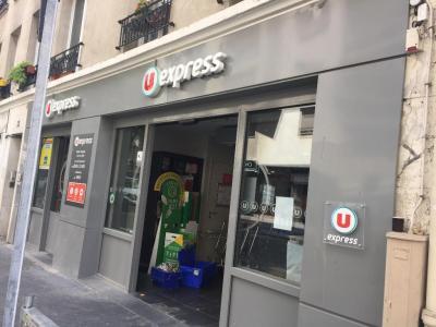 Systeme U - Supermarché, hypermarché - Paris
