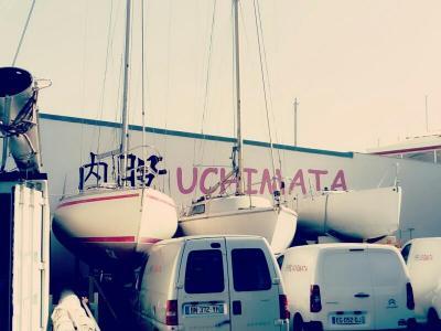 Uchimata Sailing Service - Industrie aéronautique - La Rochelle