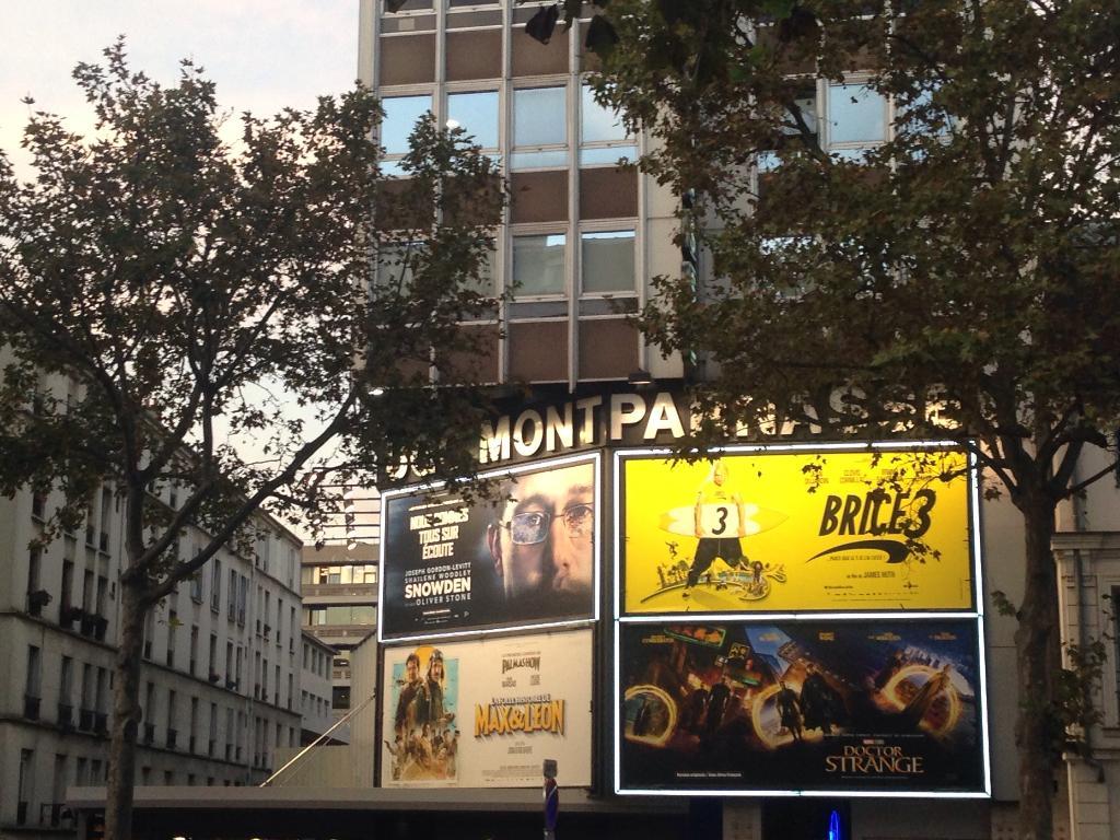 UGC Montparnasse Paris - Cinéma (adresse, avis)