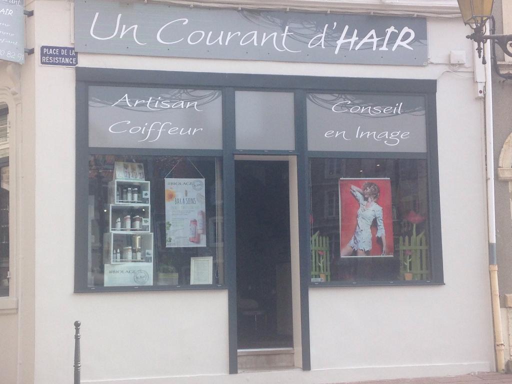 Un Courant Dhair Boulogne Sur Mer Coiffeur Adresse