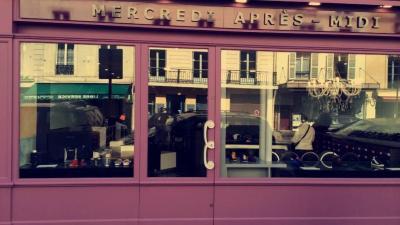Un-Mercredi-Apres-Midi - Chaussures - Versailles