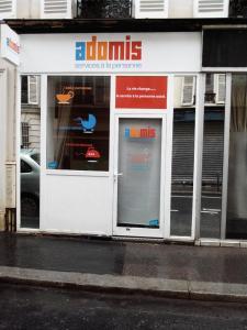 Un Pas Vers L Autre - Services à domicile pour personnes dépendantes - Paris
