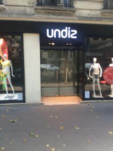 Undiz - Vêtements femme - Paris