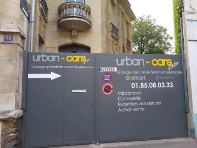 Smart Mercedes Urban Cars Distributeur - Concessionnaire automobile - Saint-Ouen