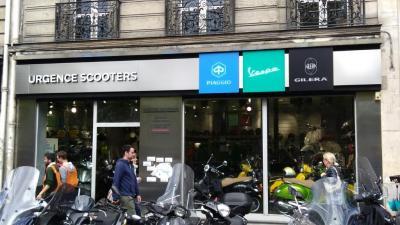 Urgence Etoile - Agent concessionnaire motos et scooters - Paris