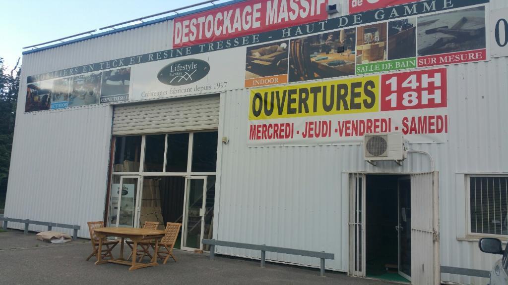 Lifestyle Furniture Portet sur Garonne - Mobilier de jardin ...