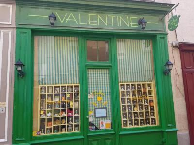 Valentine - Salon de thé - Saint-Germain-en-Laye