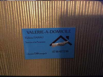 Valérie à Domicile - Entreprise de nettoyage - Pessac