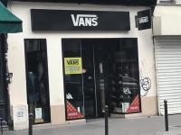 vans boutique france