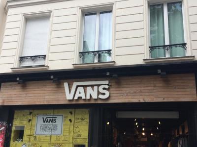 Vans - Chaussures - Paris