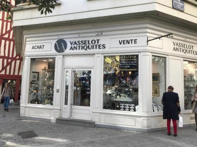 Vasselot Antiquités - Achat et vente d'or - Rennes