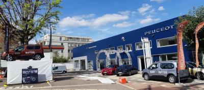 Total Station Services - Concessionnaire automobile - Saint-Germain-en-Laye