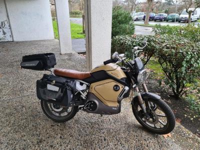 Vehrts Bleu Company - Vente et réparation de motos et scooters - Bordeaux