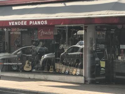 Vendee Musique - Vente et location d'instruments de musique - La Roche-sur-Yon
