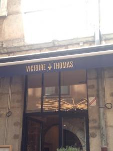 Victoire Thomas Sarl - Café bar - Lyon