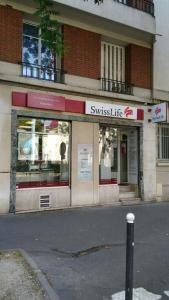 Motte Vidal - Société d'assurance - Paris