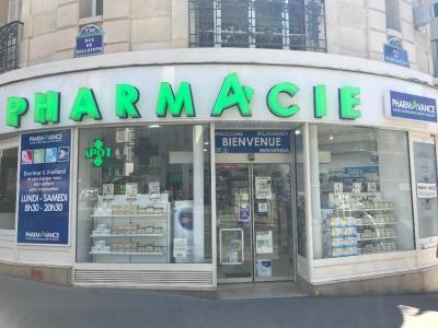 Vieillard Sebastien - Pharmacie - Paris
