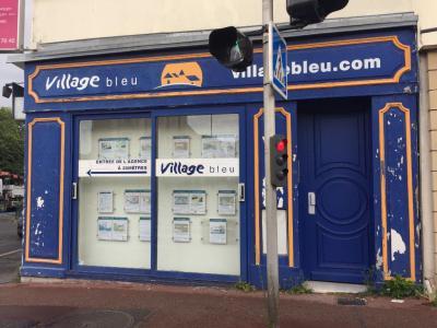 Village Bleu - Agence immobilière - Suresnes