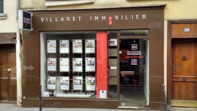 Villaret SARL - Agence immobilière - Paris