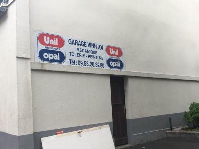 Vinh Loi - Garage automobile - Paris