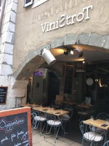 Vinistrot Socrea - Restaurant - Annecy