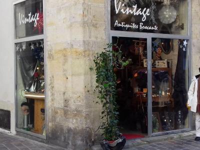 Vintage - Brocante - Tours