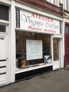 Atelier Virginya Coiffure Aurélie - Coiffeur - Lille