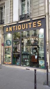 Levy Emile-Jammes - Achat et vente d'antiquités - Paris