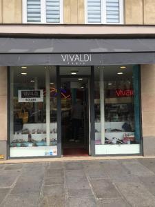 Vivaldi Paris - Chaussures - Paris