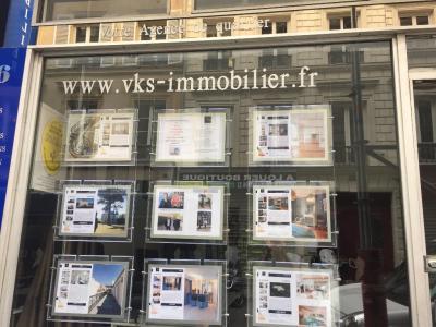 Vks Immobilier - Administrateur de biens - Paris