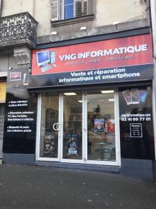 Vng Informatique - Vente de matériel et consommables informatiques - Angers