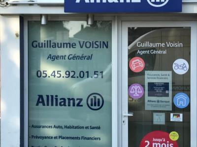 Allianz JM. Robert & G. Voisin Agents Généraux Agence de Angoulême - Agent général d'assurance - Angoulême