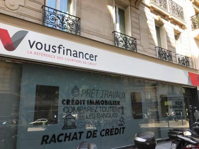 Vousfinancer.com - Crédit immobilier - Paris