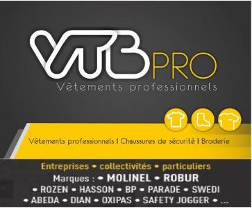 Vtb-Pro - Vêtements et accessoires de protection - La Roche-sur-Yon