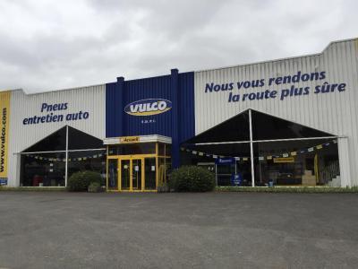 Vulco Truck Services - Vente et montage de pneus - Blois