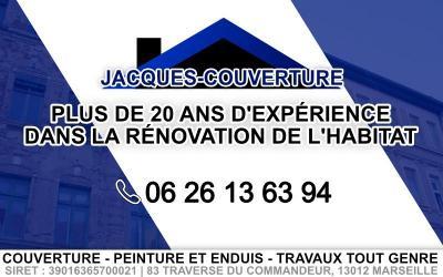 Wanderstein Jacques - Entreprise de peinture - Marseille