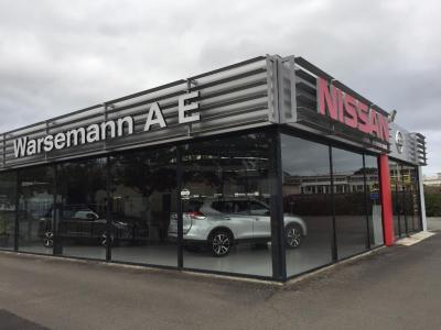 Nissan Blois Rue Roger Dion - Garage automobile - Blois
