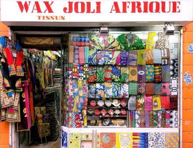 Wax Joli Afrique - Import-export - Paris