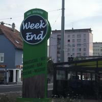 Week End - SAINT LOUIS