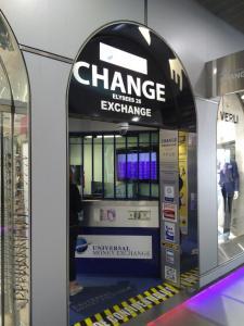 UME Universal Money Exchange - Bureau de change - Paris