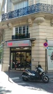 Yam Gambetta - Vente et réparation de motos et scooters - Paris