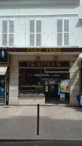 Yang Weifei - Restaurant - Vincennes